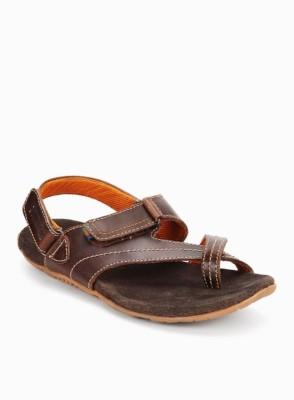 Buckaroo Men Tan Sandals