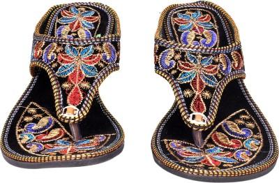 Jaipuriyaa Women Multicolor Flats