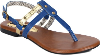 Kielz Women Blue Flats