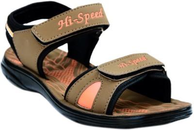Hispeed Boys Tan Sandals