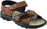 Elvace Men 414,Tan Sandals