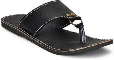 Forever Men Black Sandals