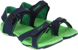 Campus Men Blu::Grn Sandals