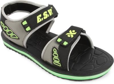 Gowell Boys Green Sandals