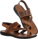 Moladz Men Tan Sandals
