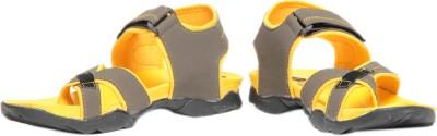 Pede Milan Elvan 985-Mehandi Men Yellow Sandals