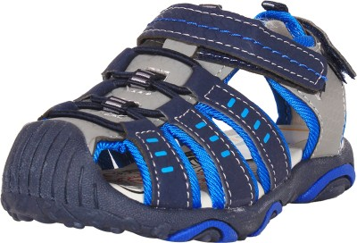 Ole Baby Boys Blue Sandals