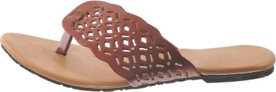Cws Women, Girls Tan Flats