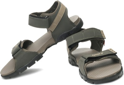 Sparx Men Green, Beige Sandals