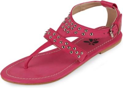 Amica Slexia Women Pink Flats