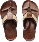 WROGN Men Beige Sandals