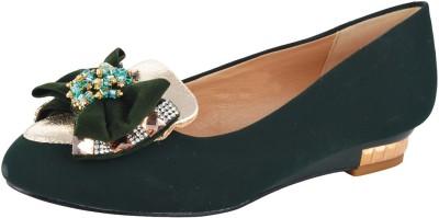 Willywinkies Women Green Heels