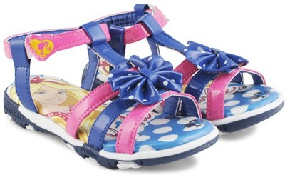 Barbie Girls Blue Sandals