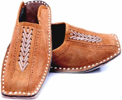 Anch Men Brown Sandals