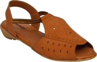 Vinenzia Women Brown Flats