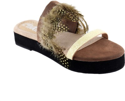 Chalk Studio Women Brown Heels