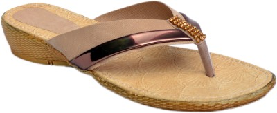 Aadolf Women Brown Flats