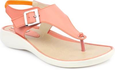 ADDO Women Pink Flats