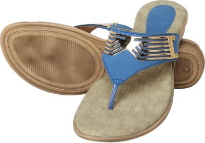 Niremo Viz Dune Glamor Women Blue Flats