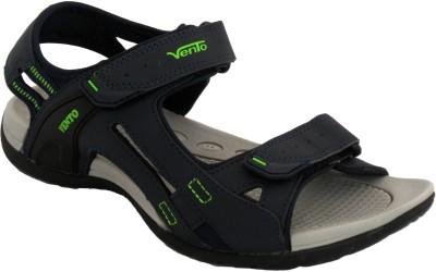 Vento Men Navy Sandals