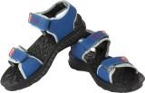 Earton Men Black Sandals