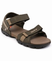 Sparx Men Camel Sandals