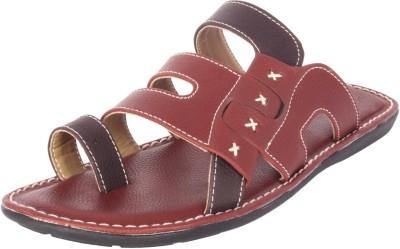 Volo Men Red Sandals
