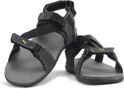 Puma Royal DP Men Black, Grey Sandals