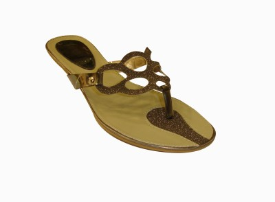 Torrini Women Gold Flats