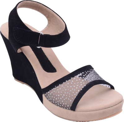 Heels And Toes Women Wedges