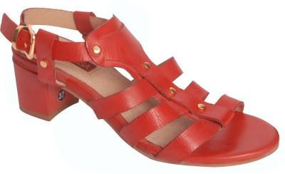 Sakay Women Red Heels