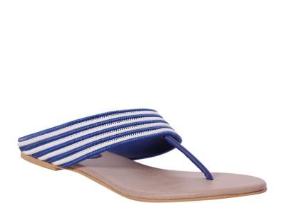 Pantof Girls Blue Flats