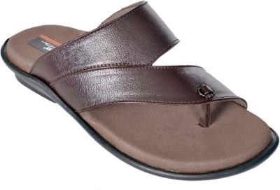 AIM Men Brown Sandals
