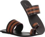 Moladz Men Black Sandals