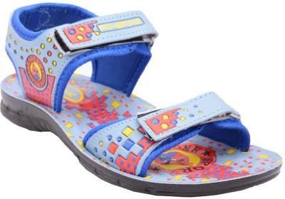 Samadhaan Boys, Girls Blue Sandals