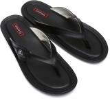 Gressum Men Black Sandals