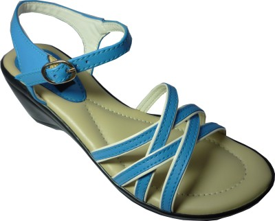 Bogo N fly Girls Blue Flats