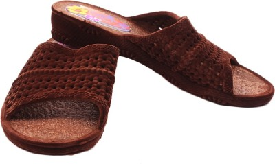 AALISHAN Women Brown Flats