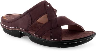Recur Men Brown Sandals