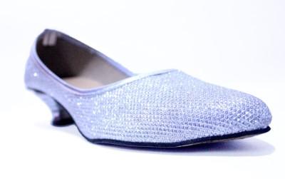 Reyes Reales Women Silver Heels