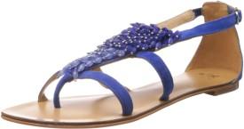 SAINT G Women Blue Flats