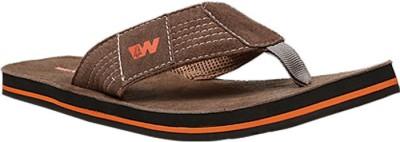 WeinBrenner Men Grey Sandals