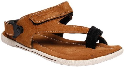 Bacca Bucci Climbers tan men,s sandals Men Tan Sandals