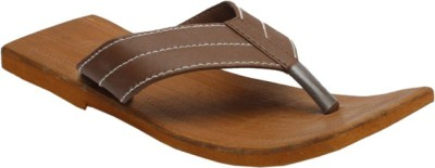 Stophere Men Brown Sandals