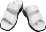 2Dost Men White Sandals