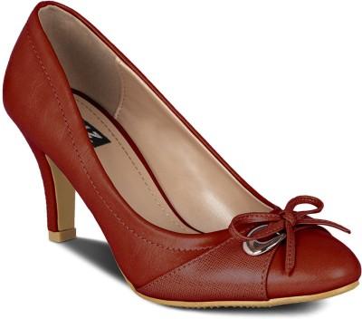 Kielz Women Brown Heels