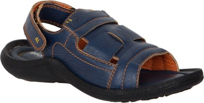 Randier Men Blue Sandals