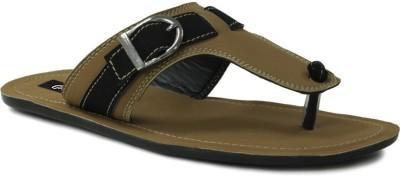 GISOLE Men Tan Sandals