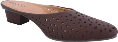 Brood Women Brown Heels