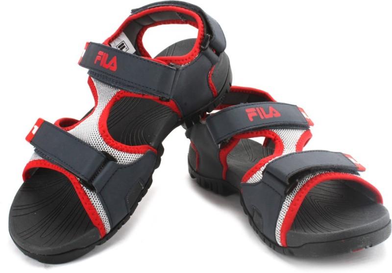 Fila LANCOM Men Blue Sports Sandals